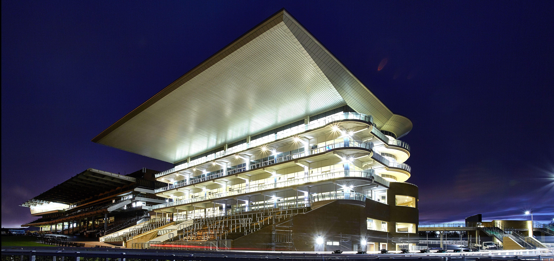 Cheltenham Racecourse Grandstand